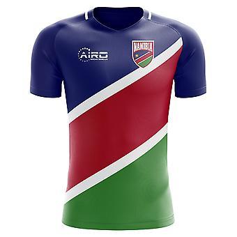2020-2021 ナミビアホームコンセプトフットボールシャツ
