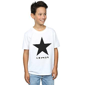 David Bowie pojkar stjärniga Logo T-Shirt