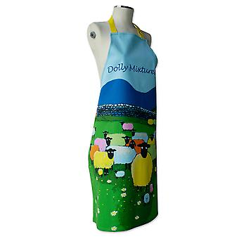 Thomas Joseph Apron, Dolly Mixtures Sheep Design