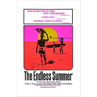 Los carteles de verano sin fin 101 x 68,5 cm