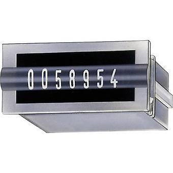 Kübler K 07.20 24 V/DC Summing counter type K 07 7-digit