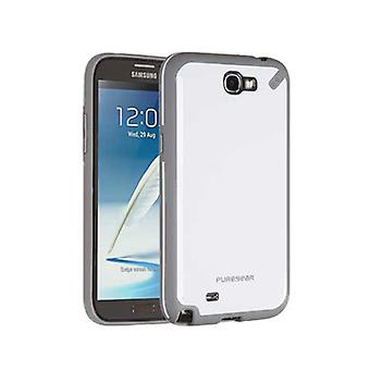 5 Pack -Puregear Slim Shell Case para Samsung Galaxy Note 2 (Vanilla Bean) - 60078PG