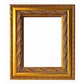 20x25 سم أو 8x10 بوصة، إطار الصورة الذهبية
