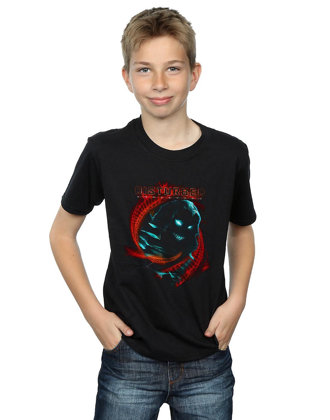 Disturbed Boys DNA Swirl T-Shirt
