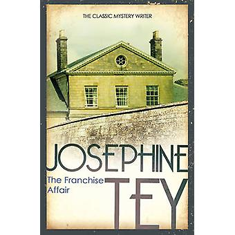 The Franchise Affair by Josephine Tey - 9780099536833 Book
