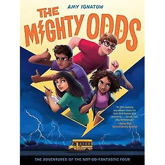 Mighty Odds (The Odds Series #1) by Amy Ignatow - 9781419723711 Book