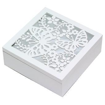 Gisela Graham Storage Box 37839 White