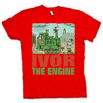 Kids T-shirt - Ivor The Engine - Jones And Dai