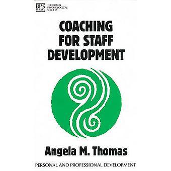 Coaching für die Personalentwicklung von Angela Thomas - 9781854331557 Buch