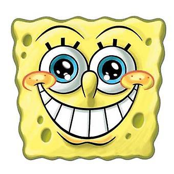 Spongebob Smile Card Fancy Dress Mask