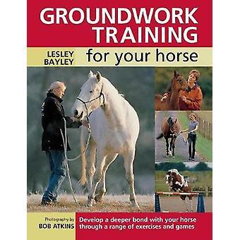 Pohja koulutusta hevosen - kehittää syvempää Side sinun H