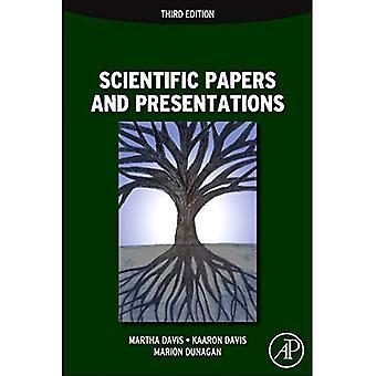Présentations et articles scientifiques
