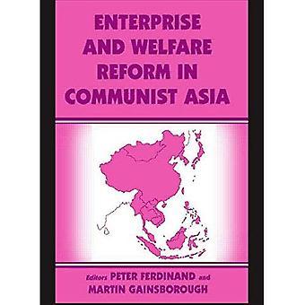 Enterprise og Welfare Reform in kommunistiske Asia