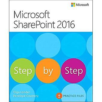 Microsoft SharePoint 2016 (Step by Step)