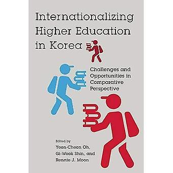 Het internationalizeren van hoger onderwijs in Zuid-Korea: uitdagingen en kansen in vergelijkend perspectief
