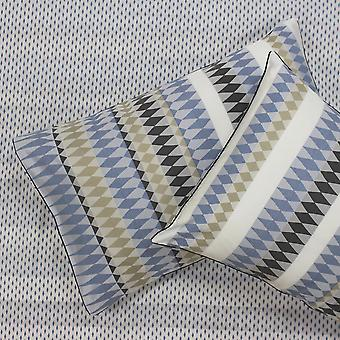 Linen House Northbrook Pillowcase Pair
