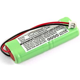 Battery for Dogtra 280NCP 1902NCP 175NCP 282NCP SureStim M Plus Dog Collar Transmitter Replaces BP12RT