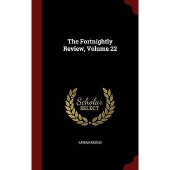 Le Volume de revue bimensuelle 22 par Preuss & Arthur