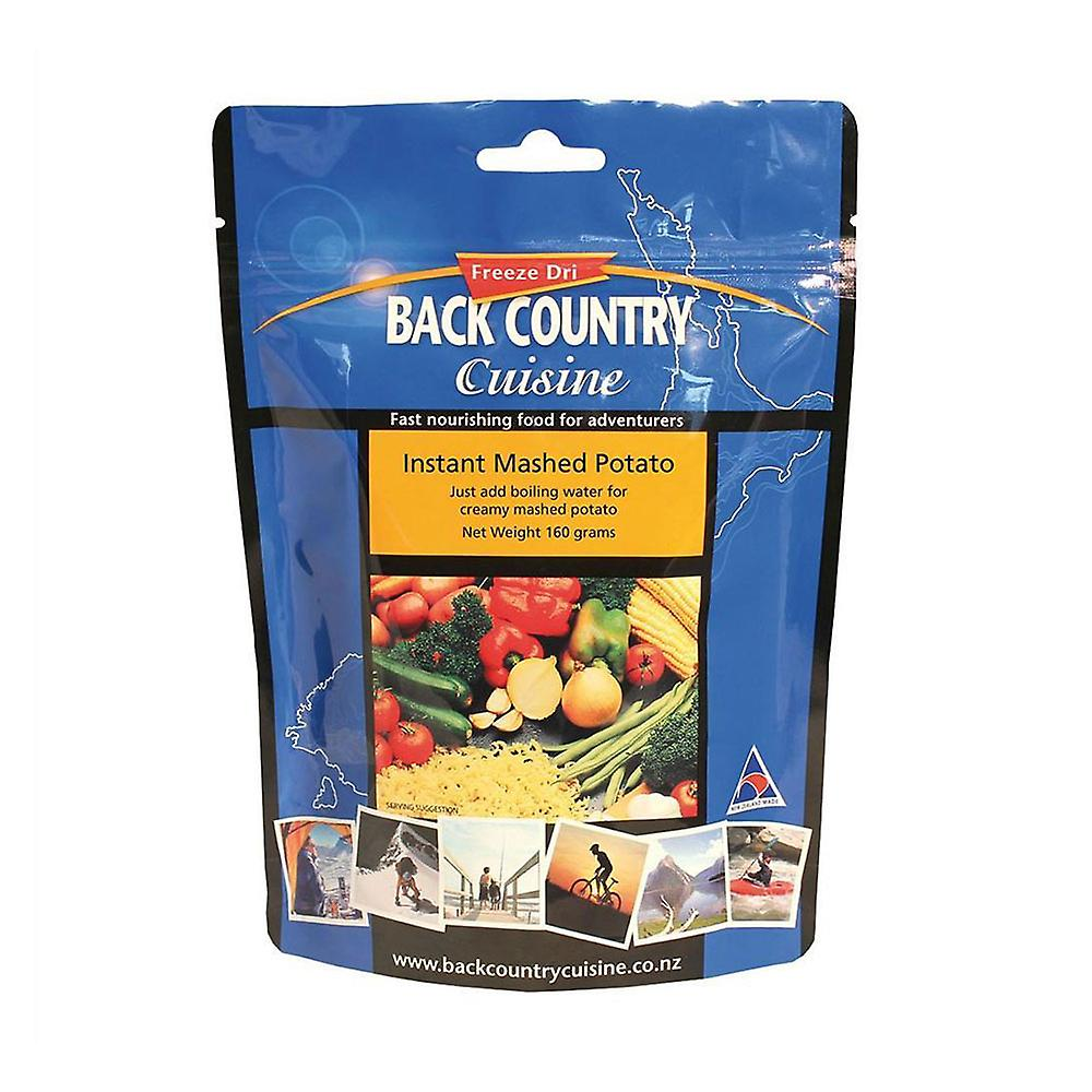 Back Country Cuisine Instant Mashed Potato