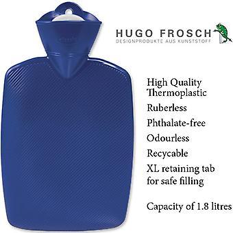 雨果弗罗施热水瓶经典蓝色1.8L
