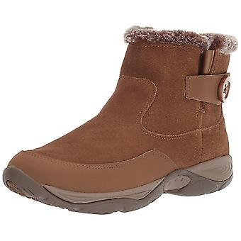 Easy Spirit Womens Excel8 Leather Closed Toe Ankle Fashion Boots