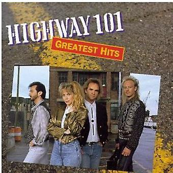 Highway 101 - Greatest Hits [CD] USA import