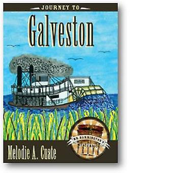 Journey to Galveston - Mr Barrington's Mysterious Trunk by Melodie A.