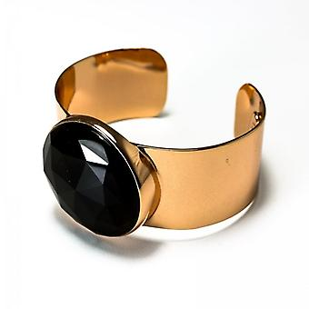 Lola Rose Smokey Obsidian Burton Bangle 2Q0100-008000