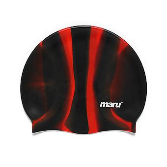 Multi Silicone Swim Hat