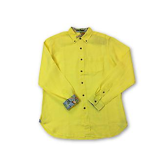 Tailor Vintage shirt in yellow