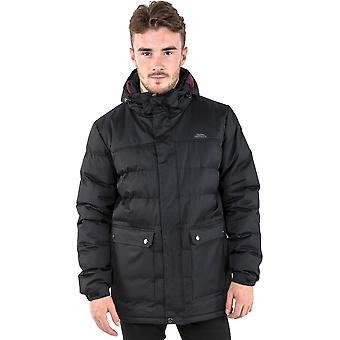 Trespass Mens Specter isolados jaqueta impermeável acolchoado