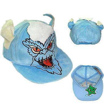 Czapka bejsbolowa - Gremlins - Niebieska twarz Gremlins Gizmo New 342512