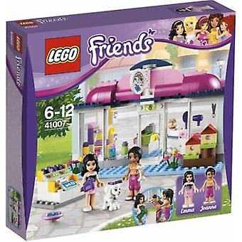 41007 Heartlake LEGO Animals salon