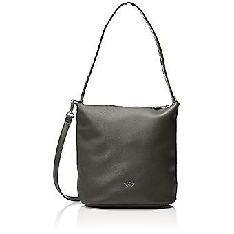 Fritzi aus Preussen Cleo - Black Women's Shoulder Bags (Black) 12.5x25x26.5 cm (W x H L)