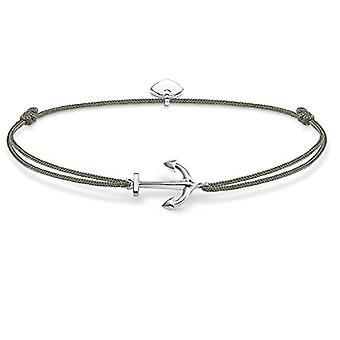 Thomas Sabo Silver Women's Grey Bracelet 925