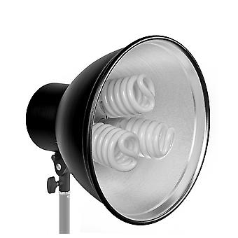BRESSER MM-12 Porta lampada 31cm per 3 lampade