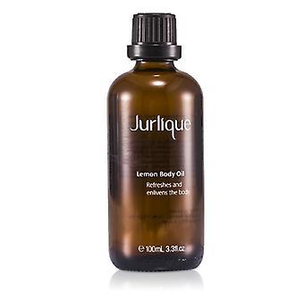 Lemon Body Oil (refreshes & Enlivens The Body) - 100ml/3.3oz