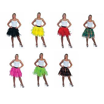 Petticoat tyllskjørt kostyme under skirt Carnival Women ' s kostyme kvinners skjørt blonder skjørt Tutu damer