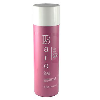 Bare by Vogue Self Tan Lotion Dark 200ml