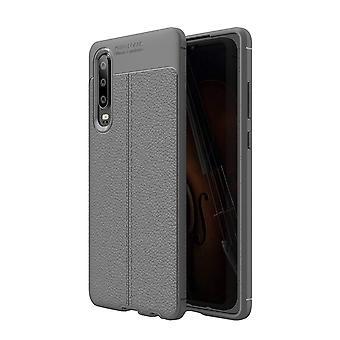 Textured Grey Huawei P30 Case