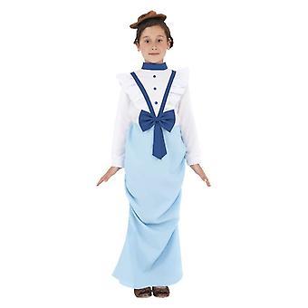 Dievčatá Posh viktoriánskej fantázie šaty kostým