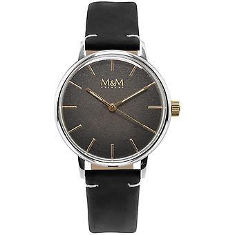 M & M Germany M11952-465 New Classic men's Watch