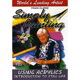 Using Acrylics Introduction to Still Life [DVD] USA import