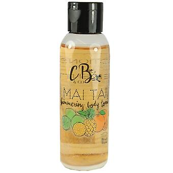 CB & Co skimrende Body tonic Mai Tai 100 ml