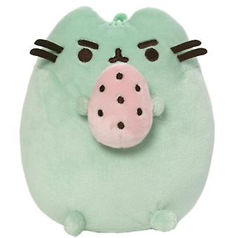 Gund Pusheen Standing Pusheenosaurus with Egg (15cm Green)