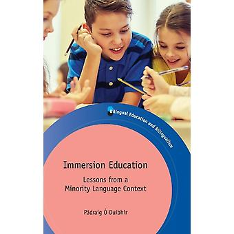 Immersion Education by Pdraig Duibhir
