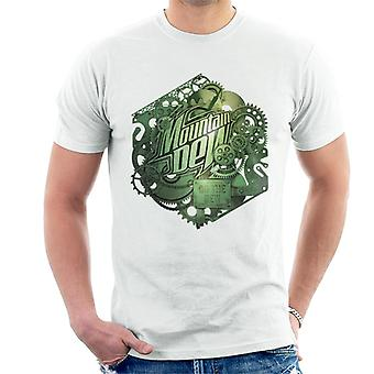 Mountain Dew Cogs Of A Soft Drink Men's T-Shirt