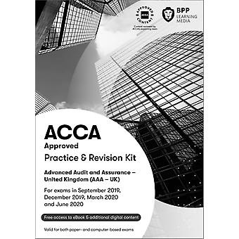 ACCA Advanced Audit and Assurance UK