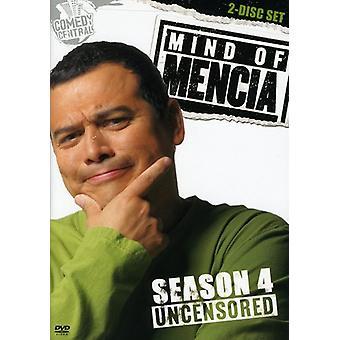 Mind of Mencia: Season 4: Uncensored [DVD] USA import