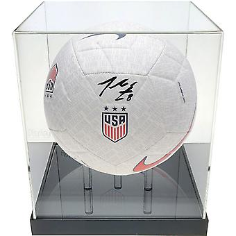 Custodia OnDisplay Deluxe UV-Protected Soccer Ball/Volleyball - Base nera